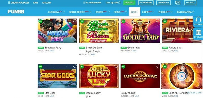 Microgaming Indonesia Review 2020